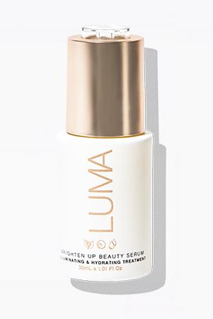 luma cosmetics brighten up beauty serum