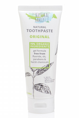 NATURAL FAMILY CO TOOTHPASTE