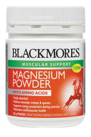 Blackmores Magnesium Powder