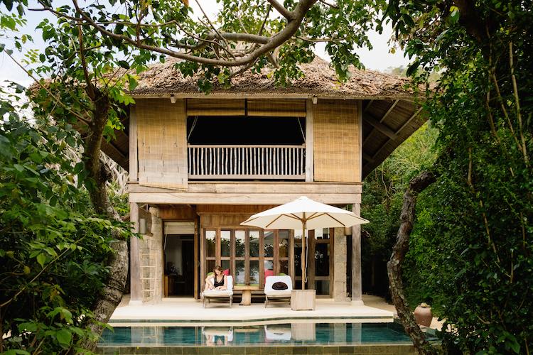 Barefoot luxury at Six Senses Ninh Van Bay