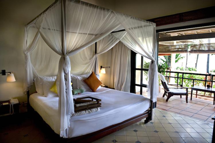 A room at the Ana Mandara