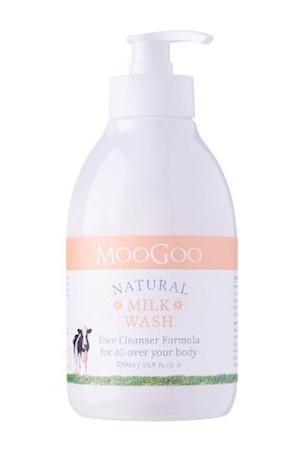 Moo Goo Natural Milk Wash
