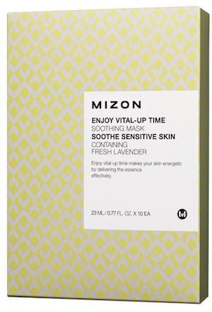 Mizon Enjoy Vital-Up Time Soothing Mask Set