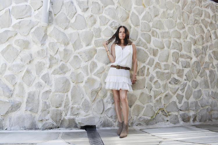 Gail Elliott, Model & Designer