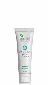 Society super fruit enzyme cleanser