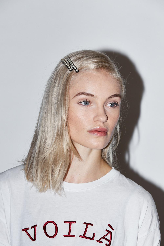 Hair clips by  Paris Mode