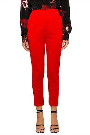 Manning Cartell Velvet Red Rising Pant