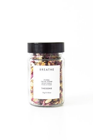 The Seeke Breathe Floral Facial Steam