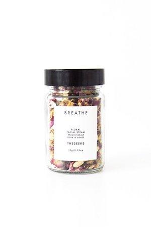 The Seeke Breathe Floral Facial Steam
