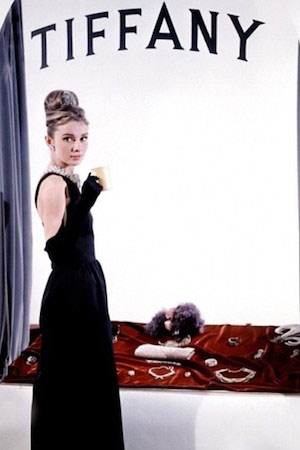 Audrey Hepburn as Holly Golightly in  Breakfast at Tiffany's . Image: Instagram  @audreyhepburnfanpage