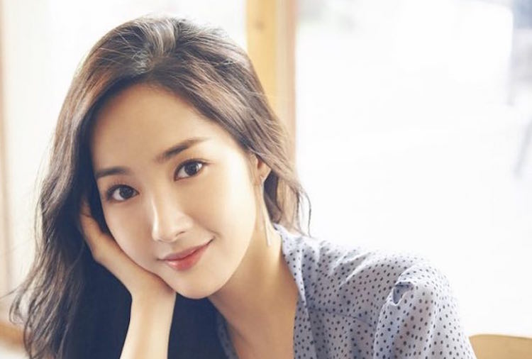 Actress Park Min Young has openly admitted to undergoing eyelid and nose surgery. Image: @rachel_mypark