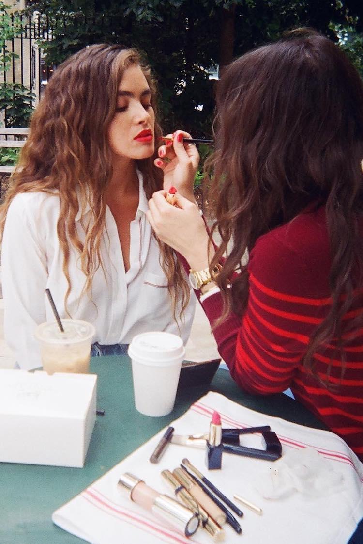Violette, Makeup Artist