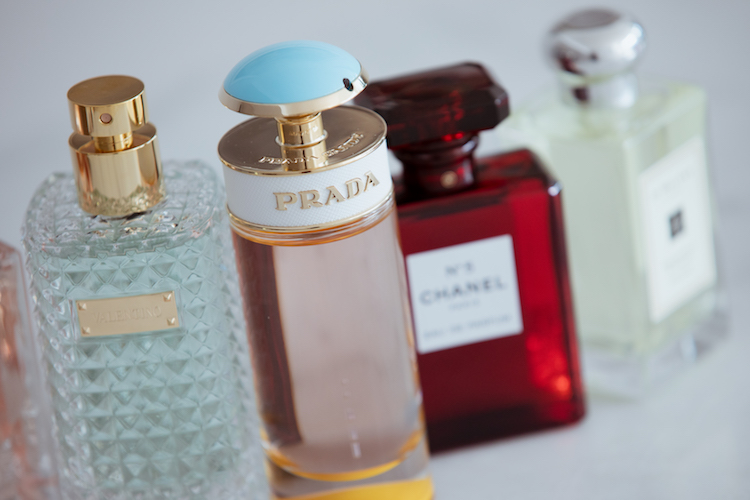 We Sniff Our Way Through This Season's Most Coveted Perfumes