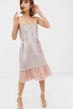 Needle & Thread Midi Dress