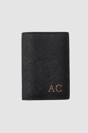 The Daily Edited Fold Card Case