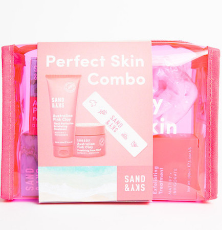 Sand & Sky Perfect Skin Combo