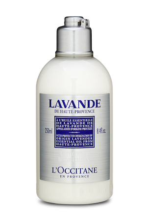 L'Occitane Lavender Body Lotion