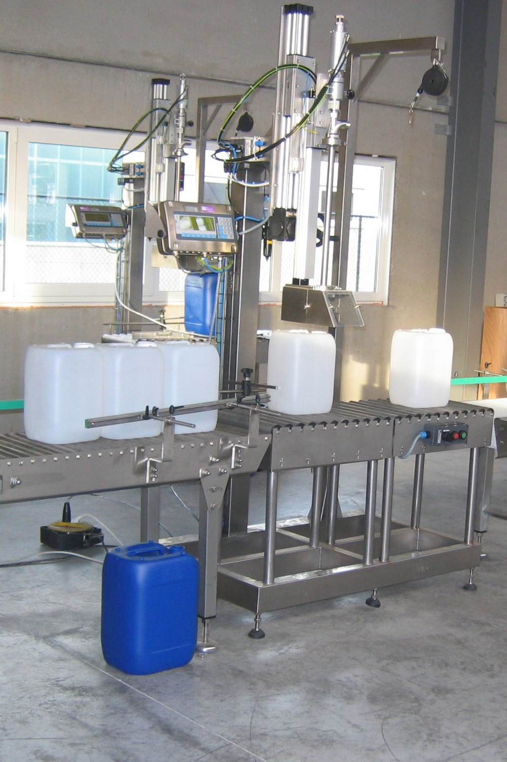 Automated can-line upto 30 liters