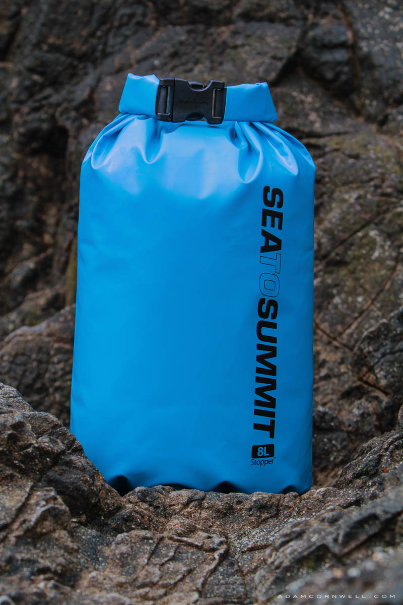 Stopper Dry Bag 8L   Sea to Summit   seatosummit.com