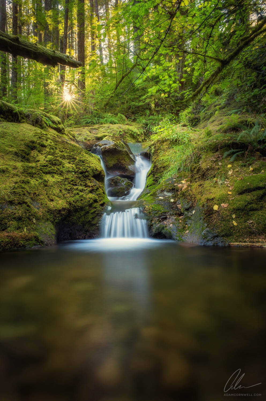 Duncan Creek Falls