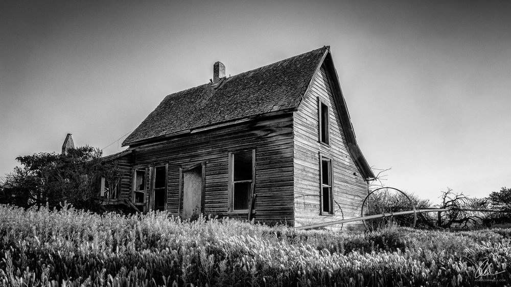 Abandoned Farmhouse