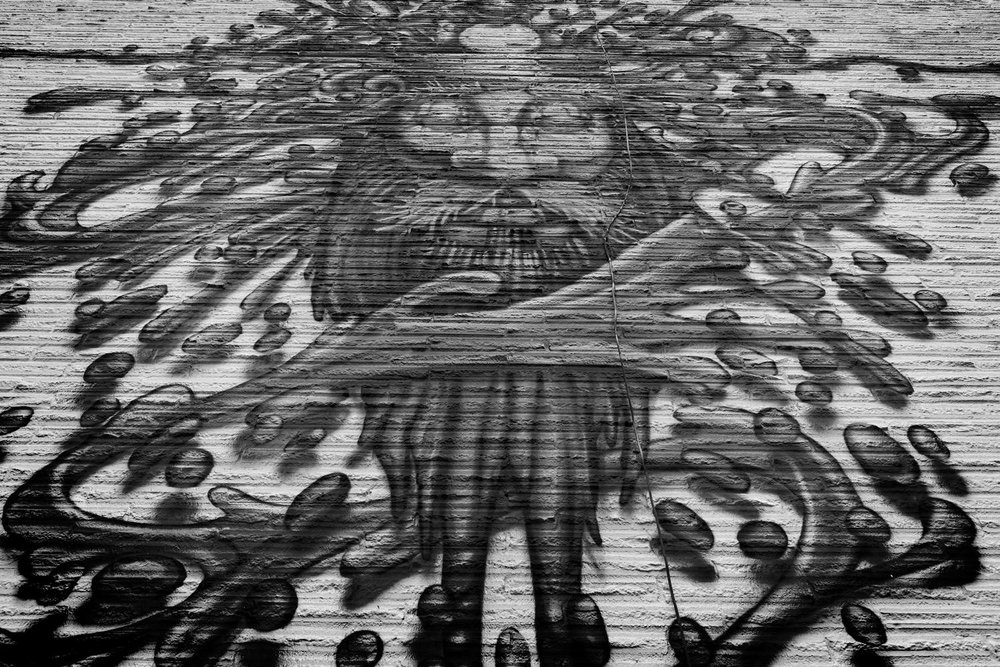 Man on the Wall II