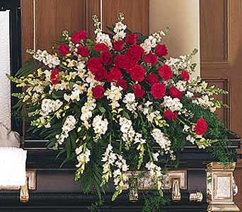 Heartfelt casket spray haddonfield floral heartfelt casket spray mightylinksfo