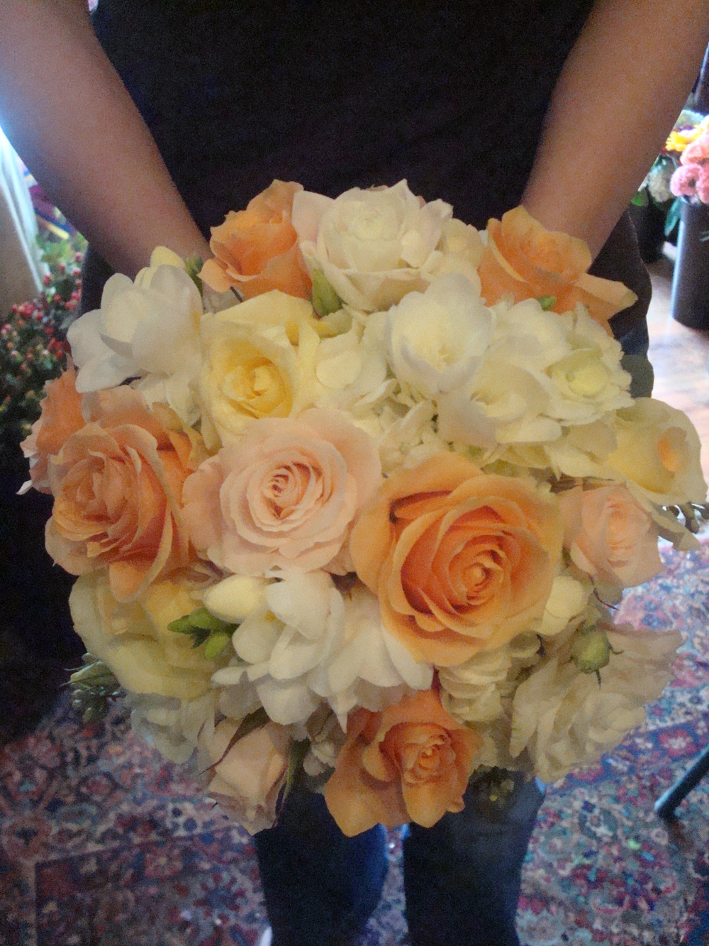 Bouquet - peach and cream.jpg