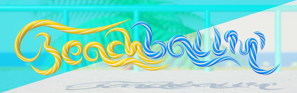 Beachballin-Banner
