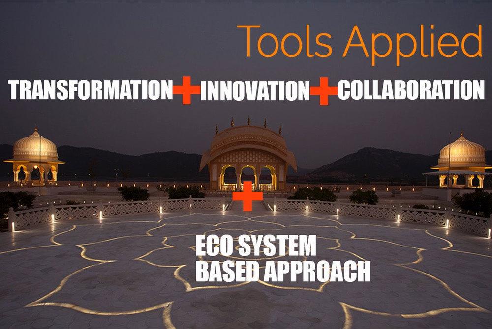 JalMahal design tools