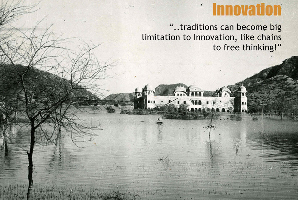 JalMahal Innovation