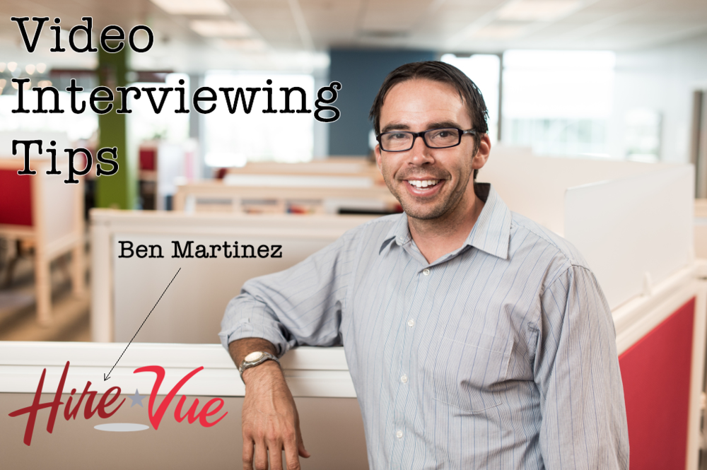 Ben says HireVue is about to launch their new career experience at Vuenation.com. Check it out.