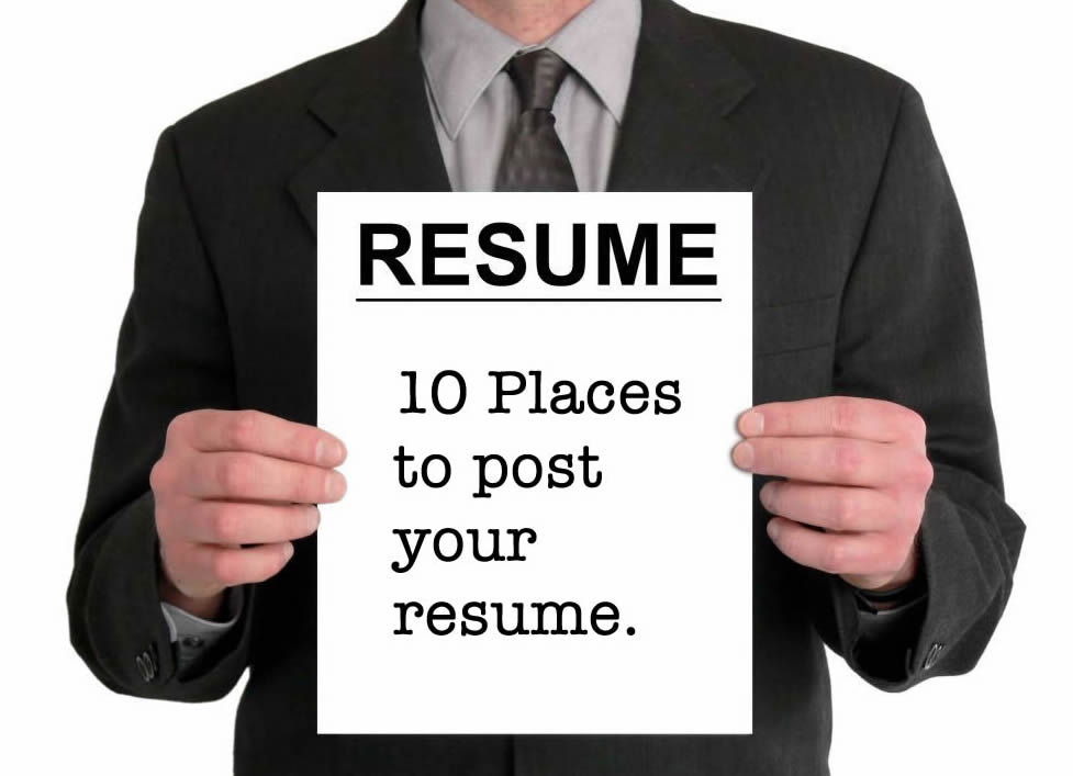 Online Resume Upload Sites 10-places-resume.jpg