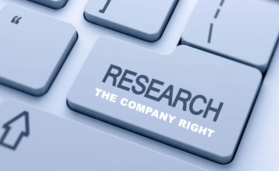 Avoid These Mistakes When Researching The Company