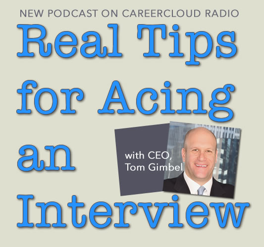 Real Tips For Acing An Interview