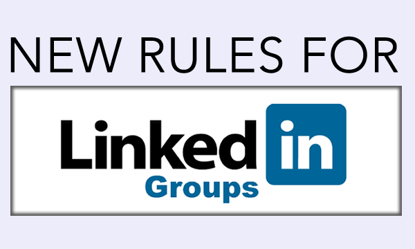 how to send a group message on linkedin