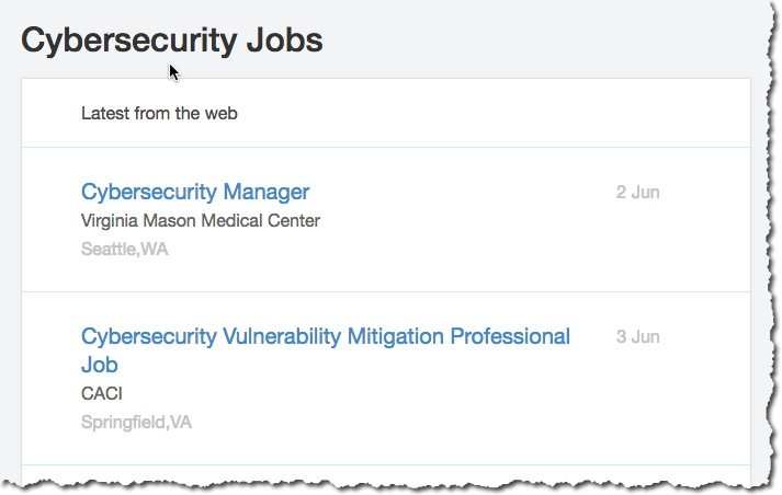 click here to see cybersecurity jobs on careercloud's job board