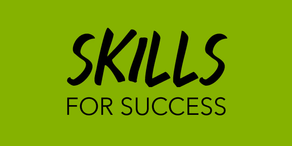 Job skills necessary to succeed