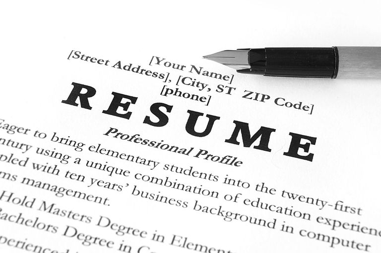 A Strongly Worded Resume Can Bring You A Good Job And A High Salary. The  Difficult Part Of Creating Your Resume Is Actually Graduating, Volunteering  And ...
