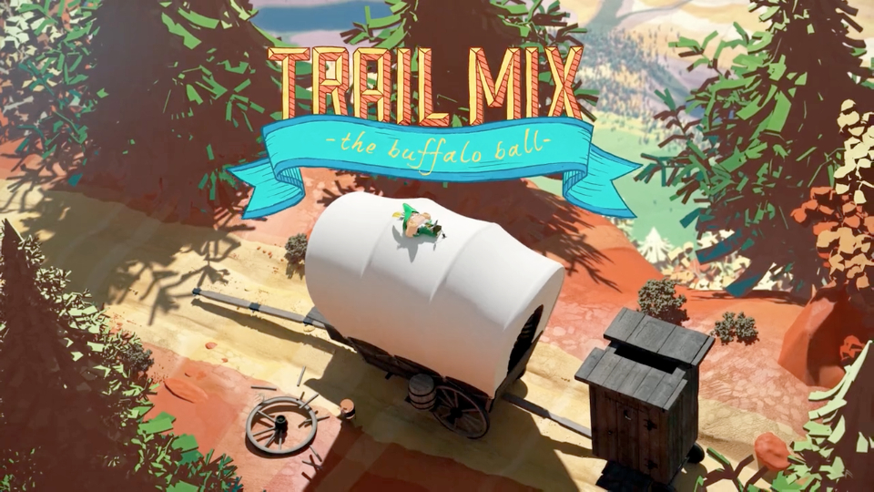 Trail Mix: The Buffalo Ball