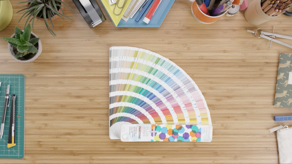 Pantone: Extended Gamut Guide | ad