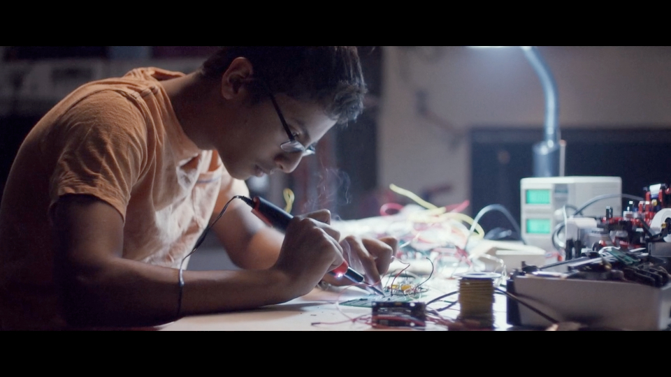 Intel: Meet the Makers | branded