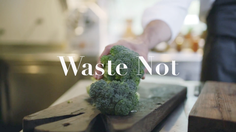 Sweetgreen: Waste Not | branded