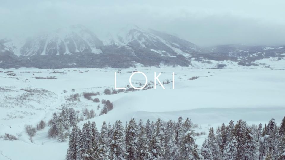 Mercedes Benz: Loki | branded