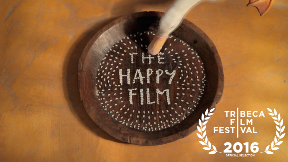 The Happy Film: a GRAPHIC design experiment | documentary