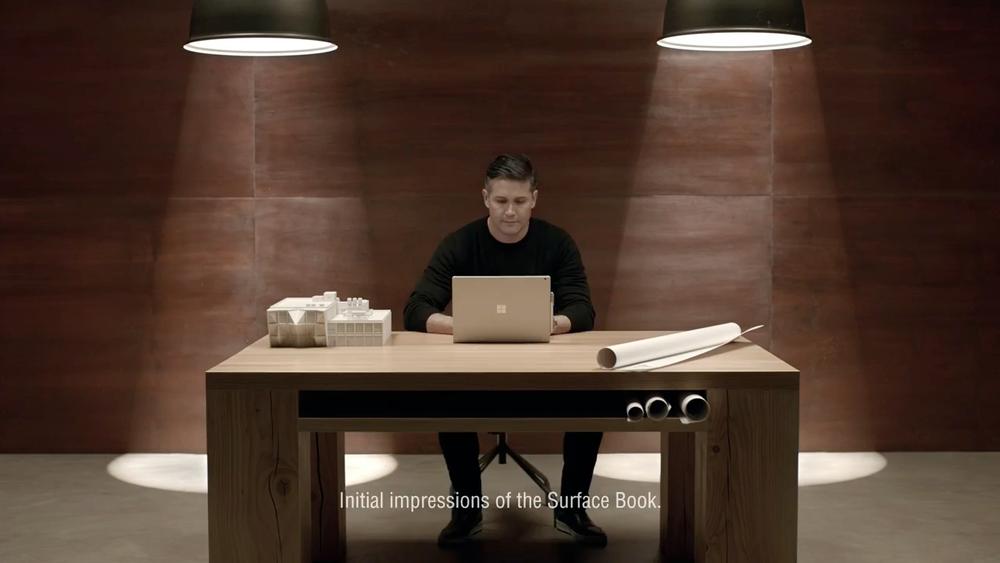 Microsoft: Surface | ad