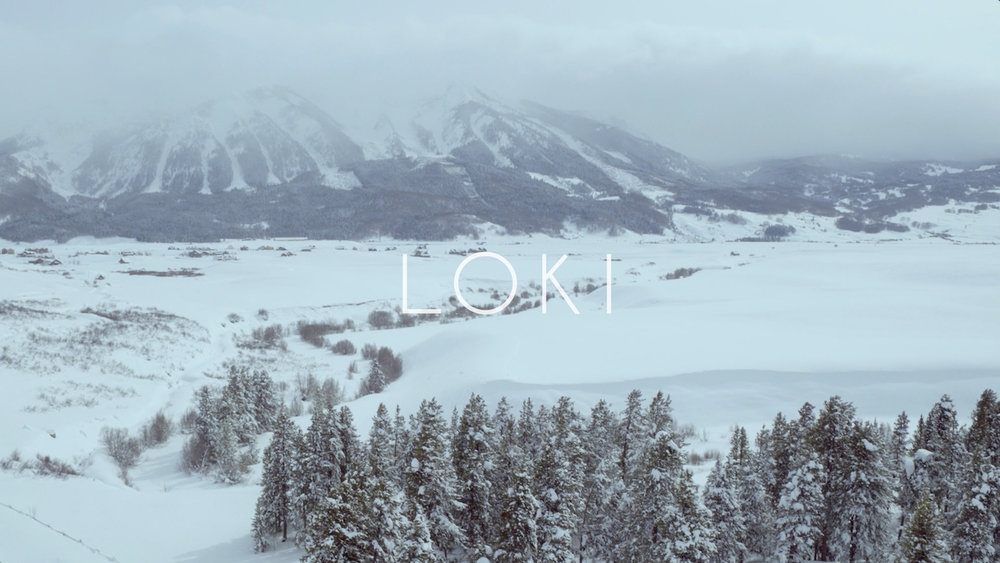 Mercedes-Benz: Loki | branded