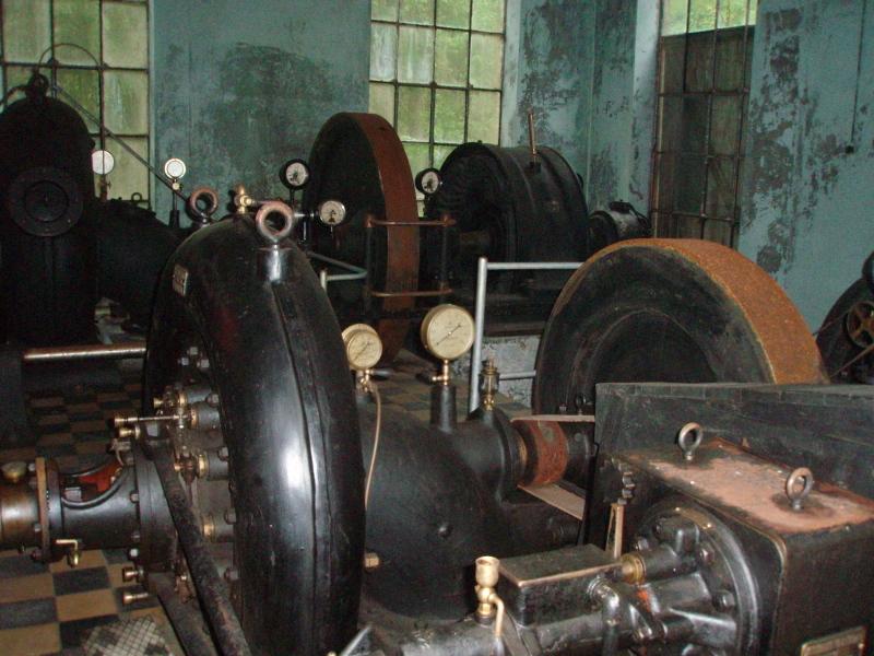Før kraftstasjon, nå et museum -  Smalelvamuseet.