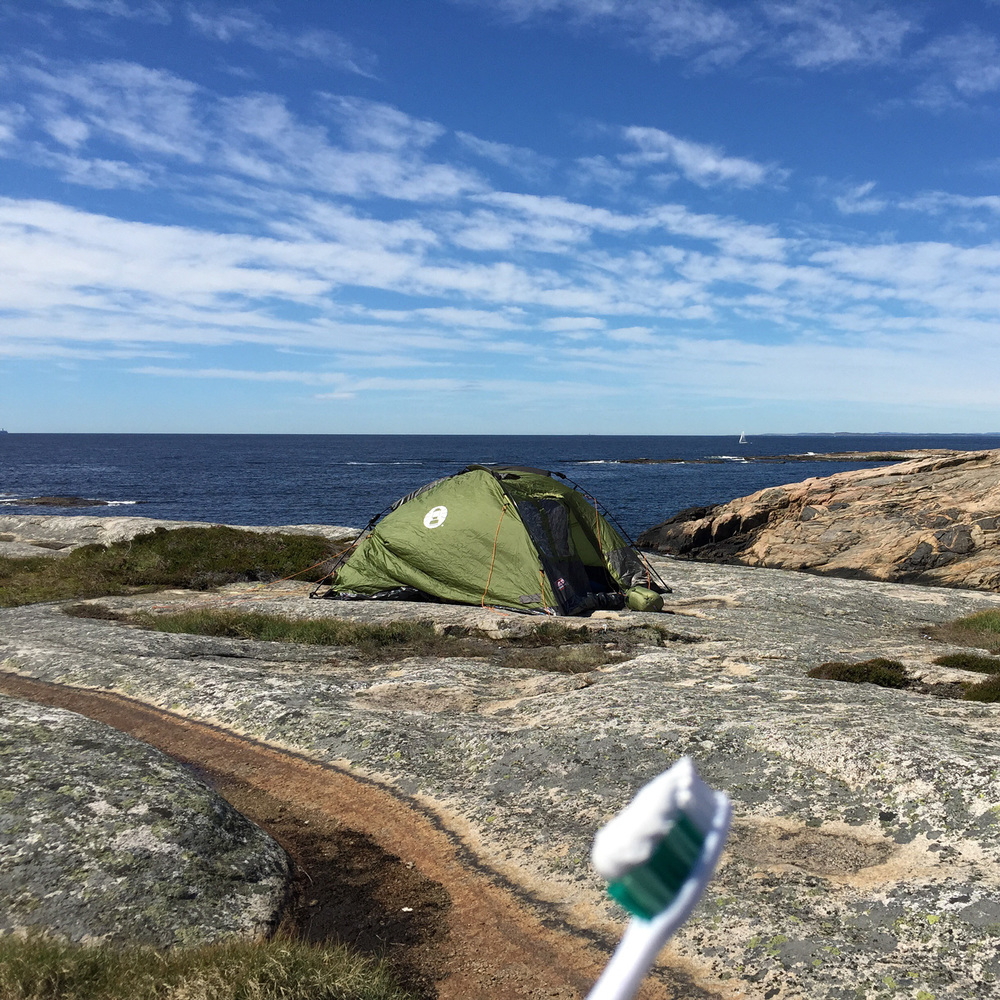 PRICELESS! Det er ikke noe som slår det å våkne opp til vakker sommermorgen på Hvaler.