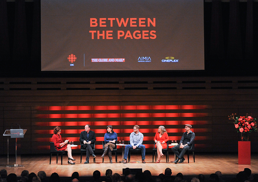 Royal Conservatory of Music, 2013 Giller Prize event
